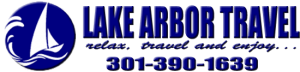 Lake Arbor Travel relax travel and enjoy (301) 390-1639