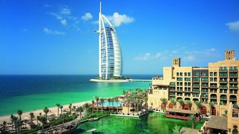 Dubai Sailboat Hotel - BURJ AL ARAB JUMEIRAH
