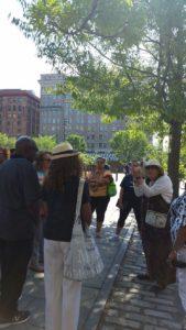 Philadelphia Travel Professionals of Color Lake Arbor Travel-33