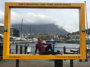 Table Mountain Cape Town South Africa Lake Arbor Travel