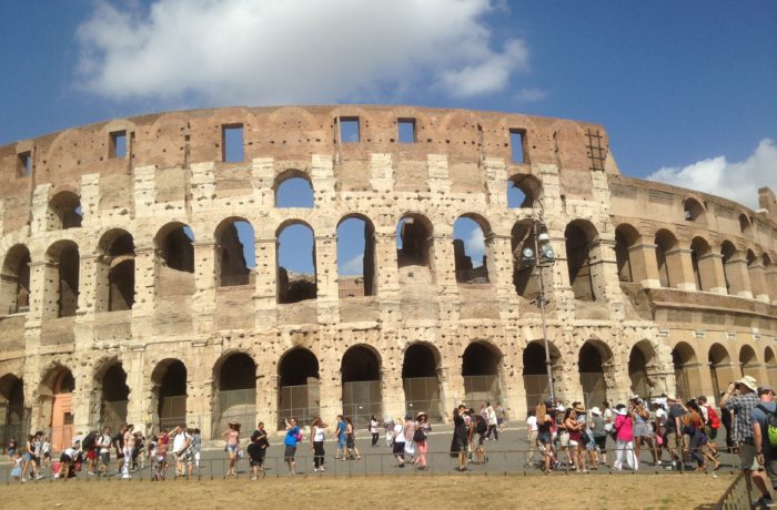 Italy Rediscovered – We Traveled Like Gladiators!