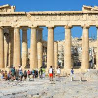 8 days in Greece