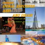 Dubai Expo 2020 - February 12-19, 2022